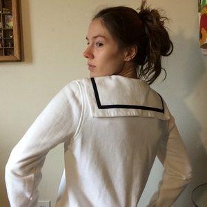 Ralph Lauren Tops - RALPH LAUREN JEANS Co. Sailor Blouse Sweatshirt